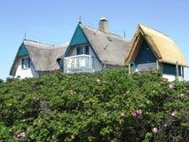 Residenza di estate Fotografia Stock