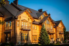 Residenza di Mezhyhirya di Yanukovich Fotografia Stock Libera da Diritti