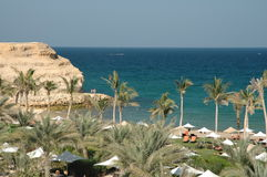 Residenza nell'Oman Fotografia Stock