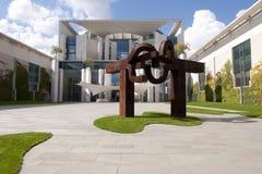 Residenza principale del cancelliere tedesco fotografie stock libere da diritti