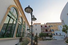 Residenze al porticciolo di Limassols nel Cipro Immagine Stock