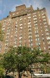 Residenze di Manhattan Fotografia Stock Libera da Diritti