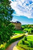 Residenzen av Wurzburg-Tyskland Royaltyfria Bilder
