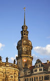 Residenzschloss (Royal Palace) in Dresden. Germany Stock Images