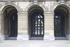 Residenzstraße慕尼黑,德国 免版税库存照片