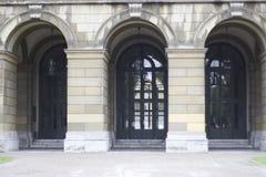 Residenzstraße Monaco di Baviera, Germania Fotografie Stock Libere da Diritti
