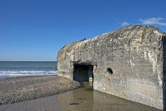 Residuo de la pared atlántica Imagen de archivo libre de regalías