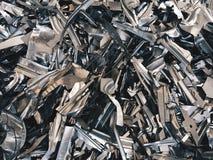 Residuo del ferro Fotografie Stock Libere da Diritti