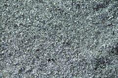 Residuo dell'alluminio del primo piano Immagini Stock