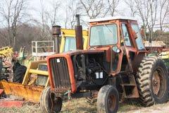Residuo dell'azienda agricola Fotografie Stock Libere da Diritti