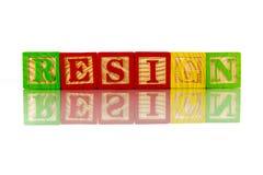Resign Stock Photo