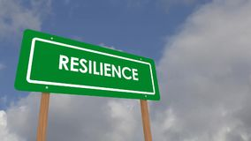 Resilience stock footage