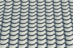 Resin roof Stock Photo