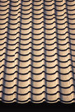 Resin roof Stock Image