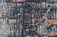 Resina con los ladrillos Fotos de archivo