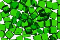 Resina teñida del polímero Foto de archivo libre de regalías