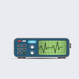 Resistance meter picture Stock Images