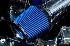 Resistencia del filtro de aire del coche cero Fotos de archivo libres de regalías