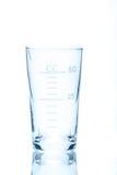 Resistent konisk dryckeskärl för temperatur för mätningar 50 ml Royaltyfri Foto