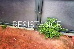 resistenza fotografie stock libere da diritti