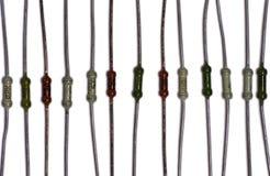 Resistor Imagen de archivo