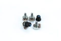 Resistor variable Imagen de archivo
