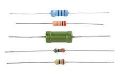 resistore Fotografia Stock