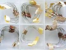 Resistores Fotos de Stock Royalty Free