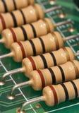 Resistori immagine stock