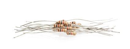 resistori Fotografia Stock