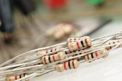 resistori Immagine Stock Libera da Diritti