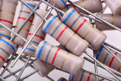 Resistors Royalty Free Stock Image