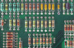 Resistors Stock Photos