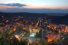 Resita Rumänien arkivfoton