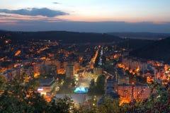 Resita, Rumania fotos de archivo