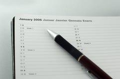 Resolución del Año Nuevo Imagenes de archivo