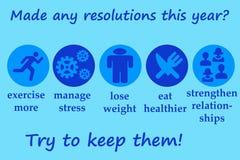 Resoluties Stock Fotografie