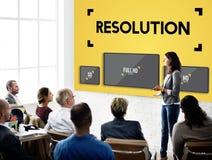 Resolution Digital Screen Ultra Technology Display Concept. Business Woman Press Resolution Digital Screen Ultra Technology Display Stock Photos