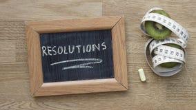 Resolutions Stock Photos