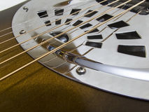 Resonator Guitar. Stock Photography