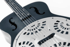 Dobro Resonator Guitar. Royalty Free Stock Image