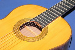 Resonator guitar. Royalty Free Stock Photo