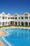 Resort 1 stock image