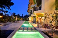 The resort Royalty Free Stock Photo