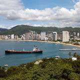 Resort of Acapulco - Pacific Coast of Mexico Royalty Free Stock Photography