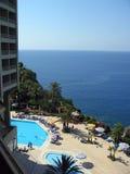 Resort in Antalya Turkey Royalty Free Stock Photography