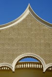 Resort architecture in Egypt, oriental style hotel Stock Images
