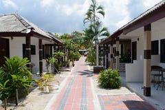 Resort area Stock Photos