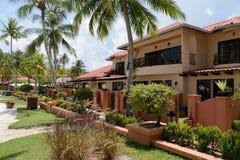 Resort area Stock Photography