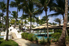 Resort in bahia, brazil Stock Photo